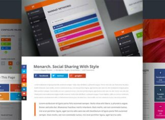 monarch-social-sharing-plugin-review