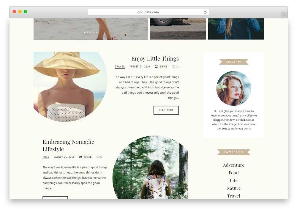 15+ Best Wordpress Themes for Fashion & Beauty Bloggers 2018 | Best